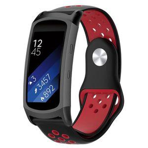BRACELET DE MONTRE UMIWE Bracelet Compatible avec Samsung Gear Fit2 e