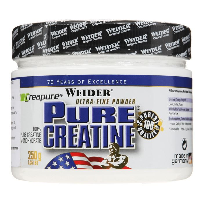WEIDER PURE CREATINE 250 g
