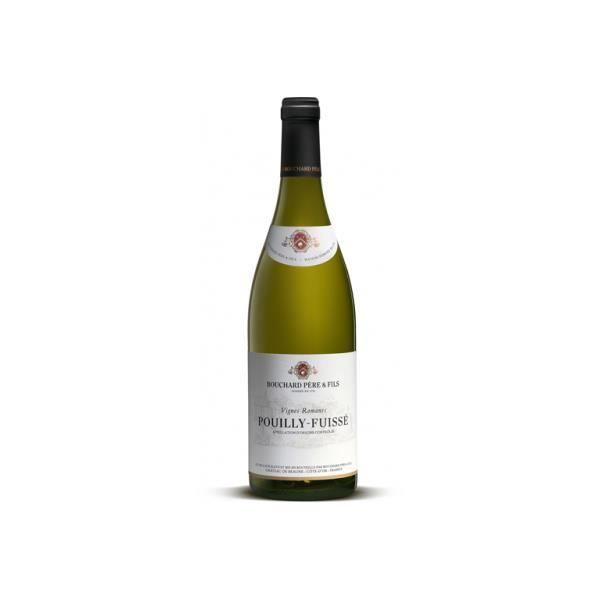 6x Bouchard Père & Fils - Vignes Romanes - Pouilly-fuissé - 2018 - Blanc