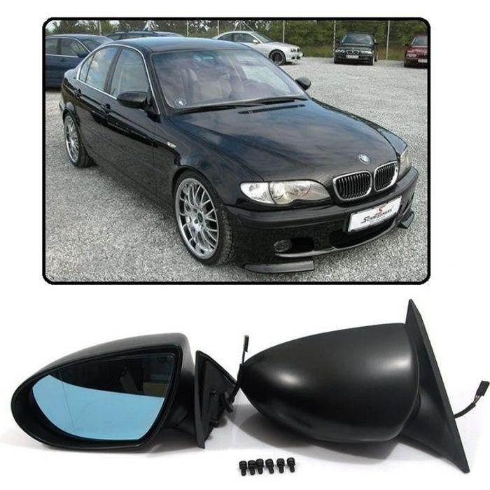 Avant Droite Semoic Panneau De Porte Int/érieure Berline Poign/ée De Voiture Tirer La Couverture De Garniture pour BMW S/érie 3 F30 Noir