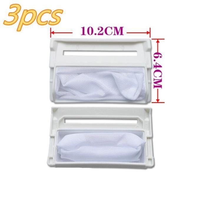 Pièces détachées pour machine à laver lg, 3 pièces, filtre pour pièces détachées [7BF8DDB]