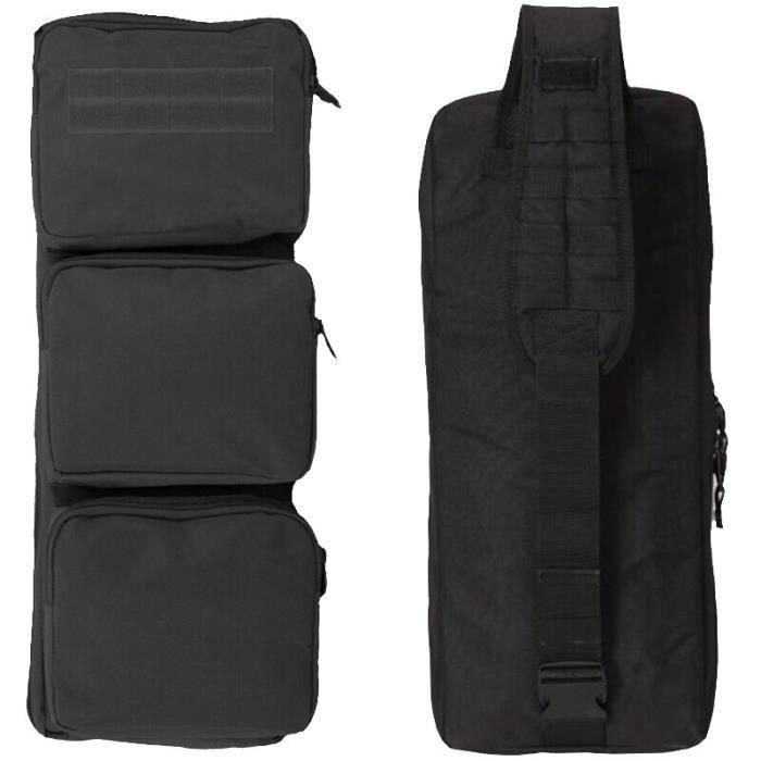 Pochette Molle Portable pour pistolet de chasse tactique, sac de transport pour fusil de Sniper Airsoft, étui LA90126801