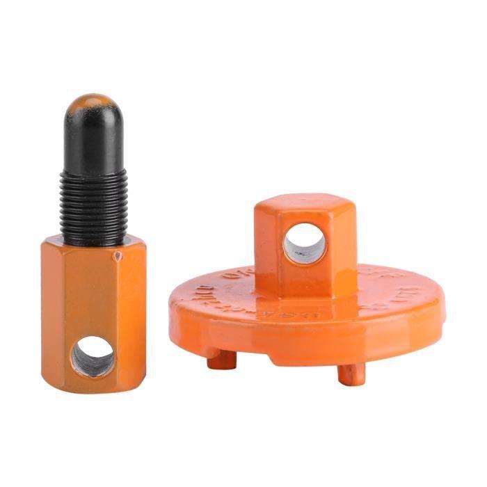 Démonter Piston arrêt jardin extenseur pièces de rechange tronçonneuse embrayage accessoires outil HB066