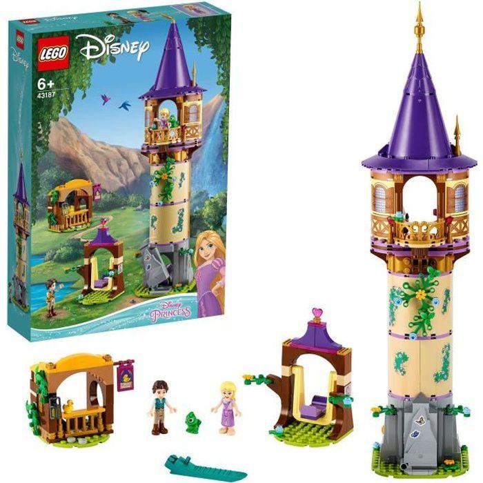 LEGO® Disney Princess™ 43187 La tour de Raiponce