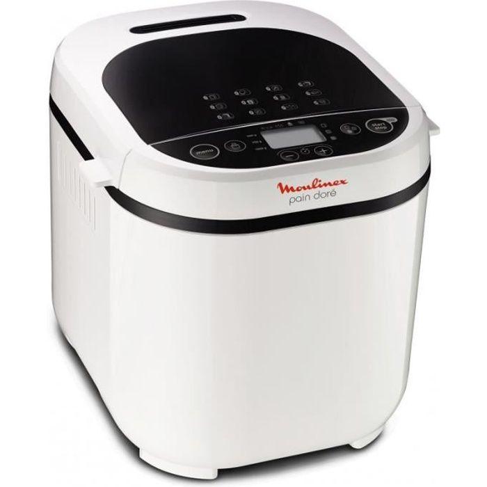 Machine à pain MOULINEX - OW 210130 • Cuisson conviviale