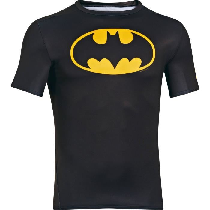ALTER EGO T-shirt Comp Ss Batman - Homme - Noir