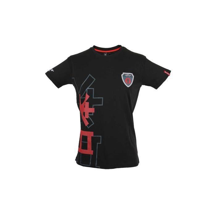 Tee-shirt rugby  Coupe du Monde 2019 Japon adulte noir - RWC 2019 -- Taille S