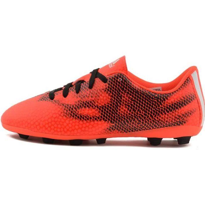 Chaussure de football adidas F5 FxG Junior orange M29590
