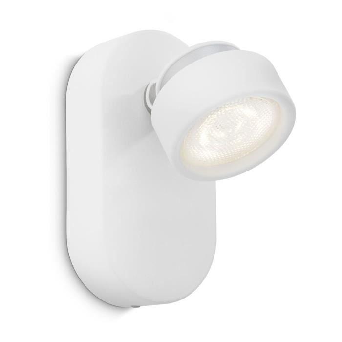 RIMUS Spot simple LED - Aluminium