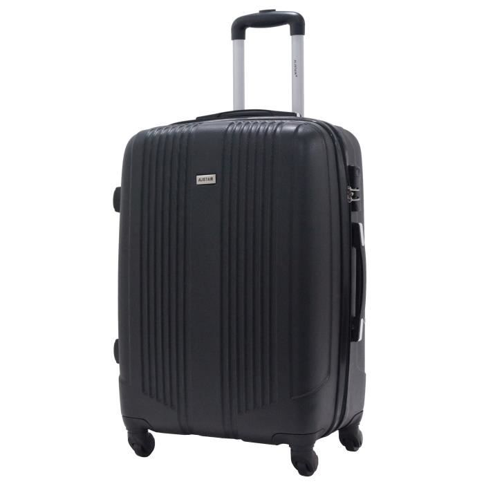"VALISE - BAGAGE Valise Moyenne Taille 65cm - Alistair ""Airo""- Abs"