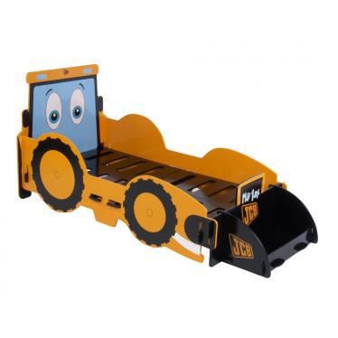 coffre jouets tracteur 1 avec lit junior 70 x 140 cm achat vente coffre jouets. Black Bedroom Furniture Sets. Home Design Ideas