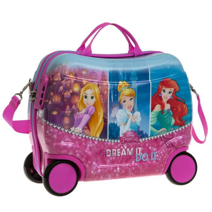 petite valise coque rigide disney princesses achat vente valise bagage 8435306292187. Black Bedroom Furniture Sets. Home Design Ideas