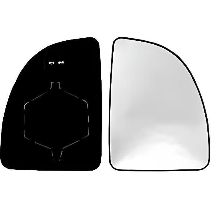 Miroir Glace rétroviseur gauche FIAT DUCATO III Camping-car ph.1 2006-2014 verr