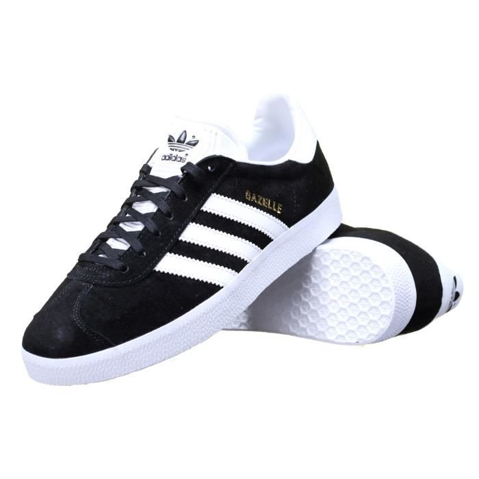 new style cheap prices ever popular Basket Adidas Gazelle Bb5476 - Noir - Achat / Vente basket ...