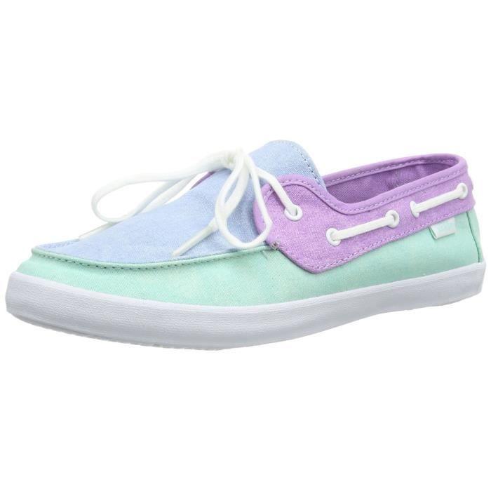 VANS Chauffette Chaussures à lacets femmes 3QY1JU Taille-36 Bleu ...