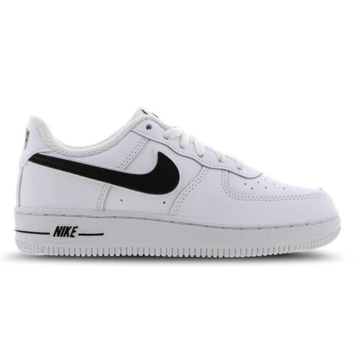 Baskets Nike Air Force 1-3 BQ2459-100 Blanc - Achat / Vente ...