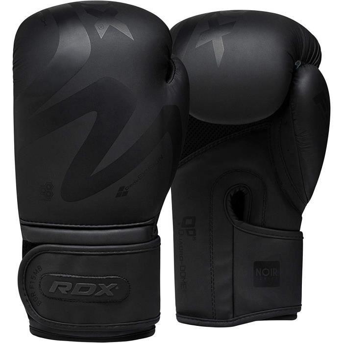 Vitesse Ball et Pattes dours RDX Gants de Boxe pour Muay Tha/ï et Entra/înement Gants en Micro Cuir pour Kickboxing Sacs de Frappe Boxing Gloves Sparring Combat Mitaines