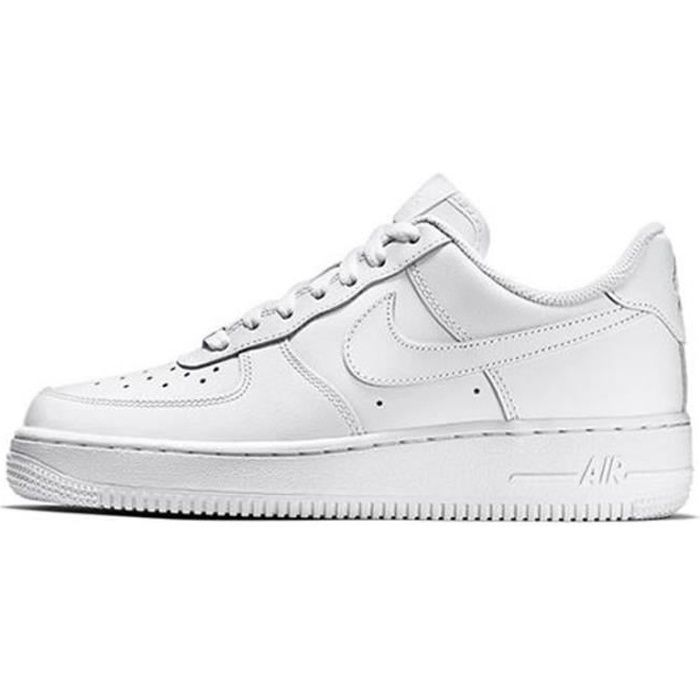 Nike Air Force 1 07 Low Chaussures Baskets Ref.315122-111 pour ...