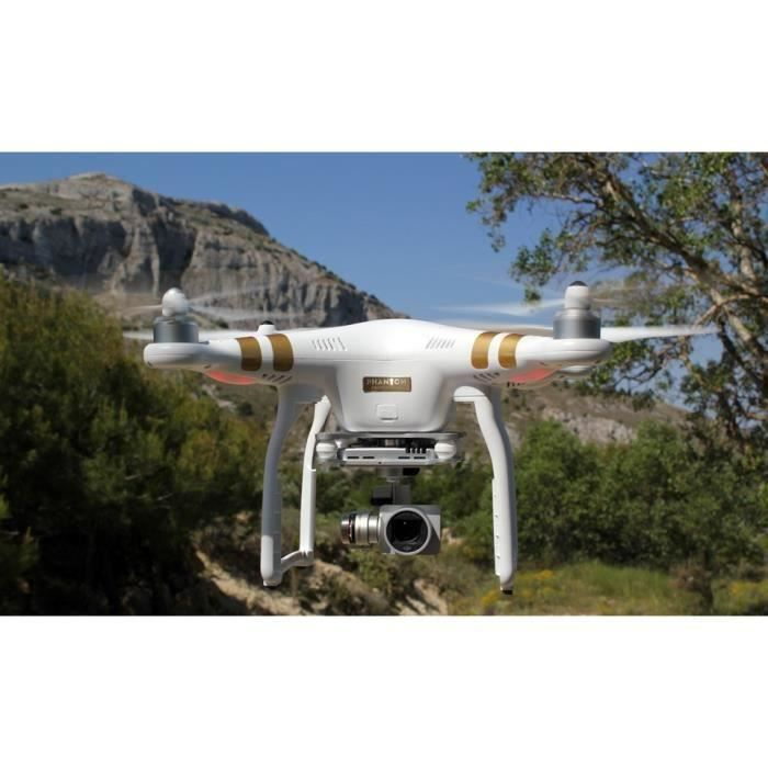 dji phantom 3 professional quadricopt re connect achat vente drone cdiscount. Black Bedroom Furniture Sets. Home Design Ideas