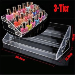 Etagere vernis a ongle achat vente pas cher cdiscount - Meuble rangement vernis a ongles ...