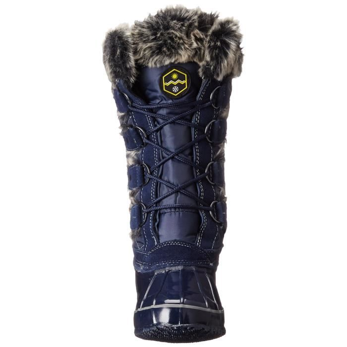 Jandice-Boot de temps froid T631N Taille-42
