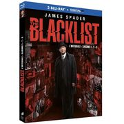 BLU-RAY SÉRIE Blu-ray The Blacklist - Saisons 1 + 2 + 3