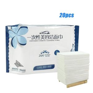 Magic comprimé serviettes Mini Doux Voyage Bain visage réutilisable saine serviettes S