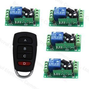 Zerone AC 220V Module de Commutation de Relais sans Fil WiFi T/él/éphone Portable T/él/écommande T/él/écommande pour Smart Home