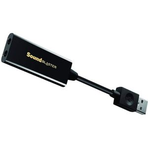 CARTE SON EXTERNE Creative Sound Blaster Play!3 - USB-DAC-Amplificat