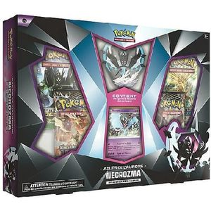 CARTE A COLLECTIONNER Coffret Pokémon - Necrozma Ailes de l'Aurore - Fra