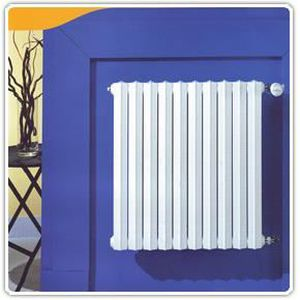 radiateur fonte rideau ideal standard. Black Bedroom Furniture Sets. Home Design Ideas