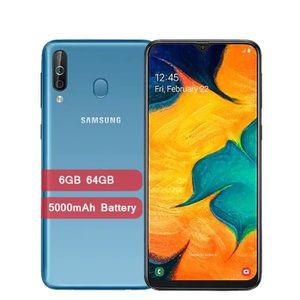 SMARTPHONE 2 x Samsung Galaxy A40s Bleu