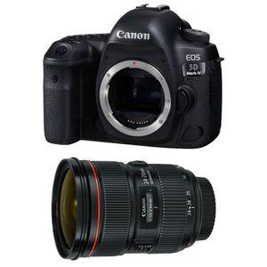 APPAREIL PHOTO RÉFLEX CANON EOS 5D MARK IV + EF 24-70mm f/2.8L II USM GA