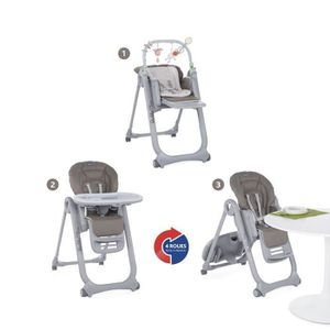 CHAISE HAUTE  CHICCO Chaise haute Polly Magic Relax - 0-3 ans do
