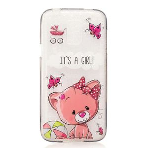 coque samsung galaxy s5 silicone rose