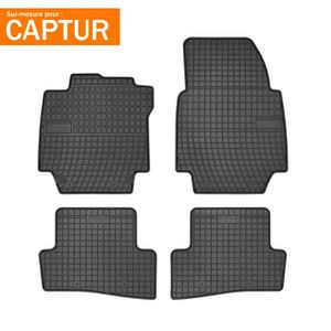 tapis de sol renault captur achat vente tapis de sol renault captur pas cher cdiscount. Black Bedroom Furniture Sets. Home Design Ideas