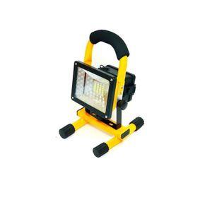 PROJECTEUR EXTÉRIEUR EXBON Projecteur LED Rechargeable 30W 3 modes d'éc