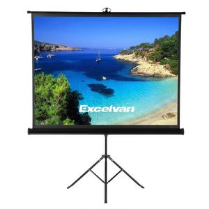 ECRAN DE PROJECTION Écran de Projection Piable avec Trépied Portable 1