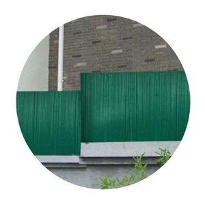 CLÔTURE - GRILLAGE Canisse PVC vert H 1,50m X 3m