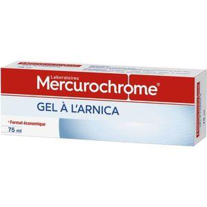 DÉSINFECTANT Mercurochrome Gel à l'arnica 75ml