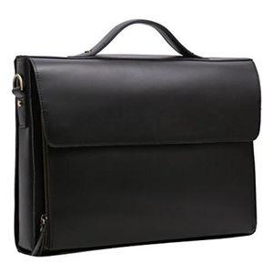SAC À MAIN Leathario sac serviette en cuir hommes sac homme c