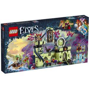 ASSEMBLAGE CONSTRUCTION LEGO® Elves 41188 L'Évasion de la Forteresse du Ro