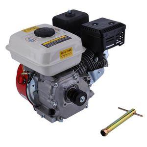 MOTEUR COMPLET Moteur Essence 7.5Hp 168F Cylindre Simple Refroidi