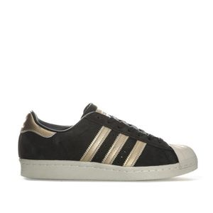 100% top quality look good shoes sale lace up in Adidas superstar rose