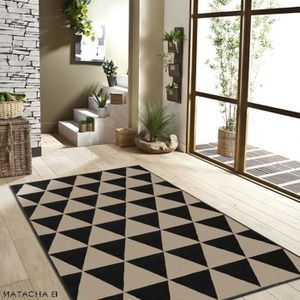 tapis salon scandinave achat vente tapis salon scandinave pas cher les soldes sur. Black Bedroom Furniture Sets. Home Design Ideas