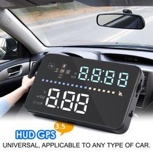 AFFICHAGE PARE-BRISE Head Up Display GPS Affichage tête haute pour voit