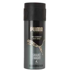 DÉODORANT PUMA Déodorant Homme Shake the night 150 ml