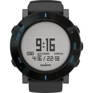 MONTRE OUTDOOR - MONTRE MARINE SUUNTO Montre Core Graphite Crush