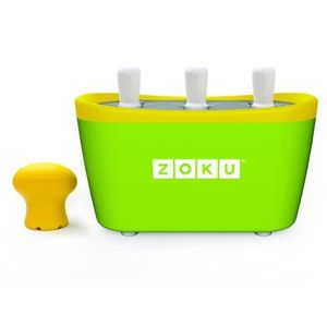 SORBETIÈRE Machine à glace Quick Pop Triple Zoku