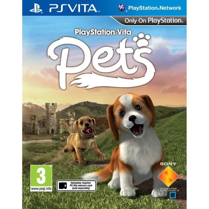 Playstation Vita Pets Jeu PS Vita